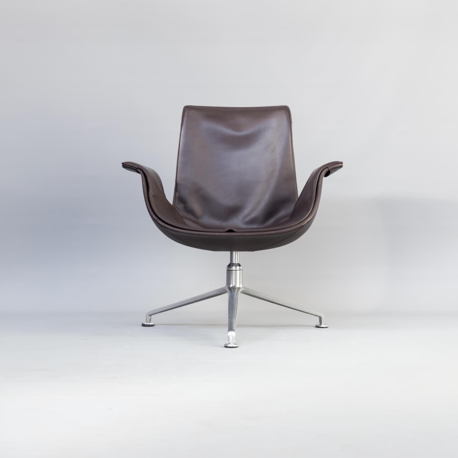 50 S Jorgen Kastholm Preben Fabricius 6727 Tulip Lounge Chair For Knoll Barbmama