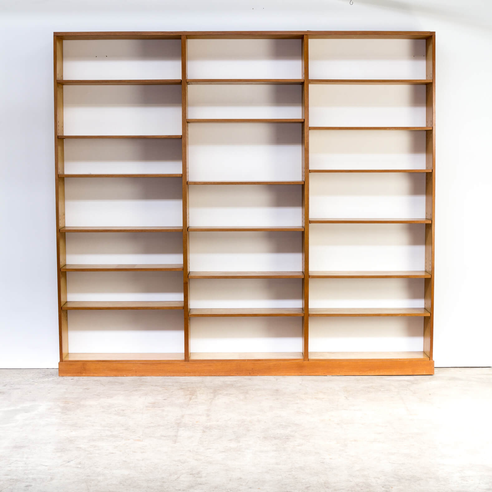 50s Bookcase Cabinet Shelves For Pastoe