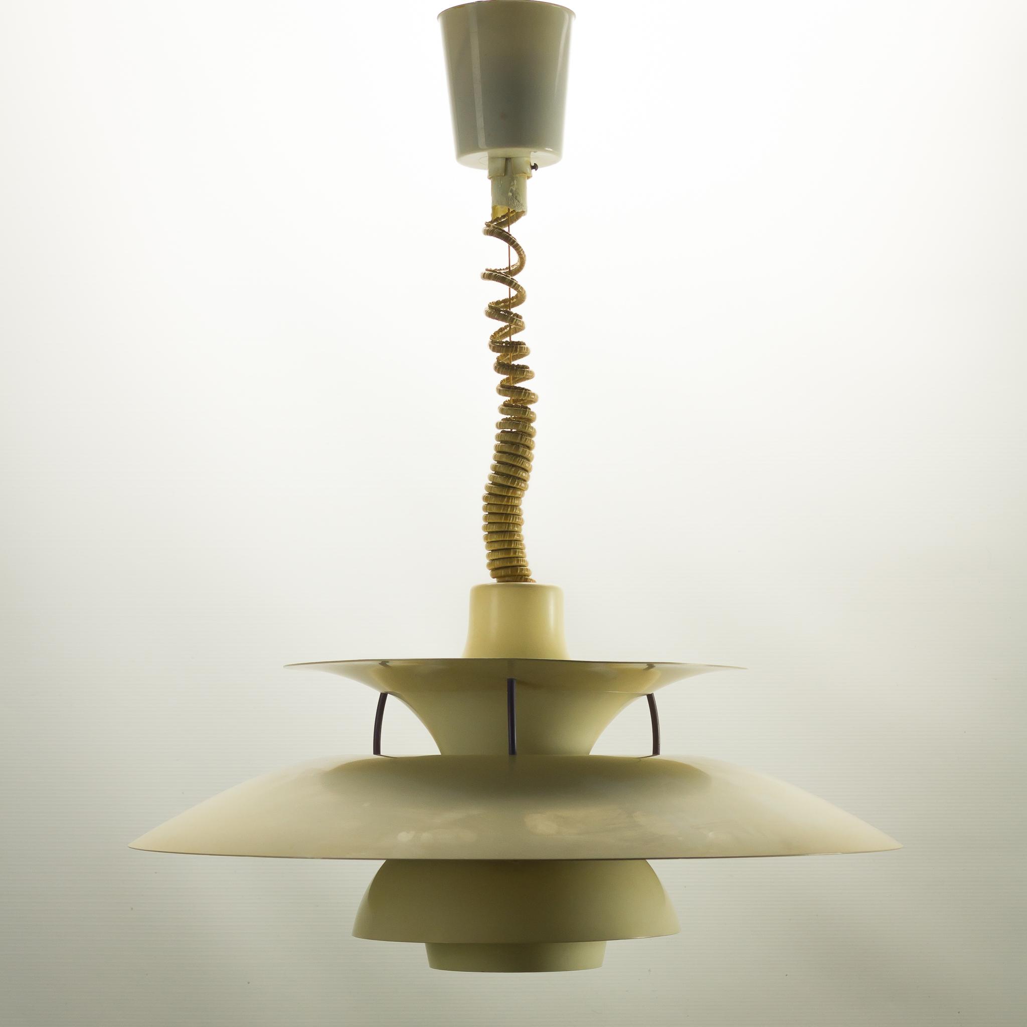 60 s poul henningsen ph 5 lamp by louis poulsen barbmama. Black Bedroom Furniture Sets. Home Design Ideas