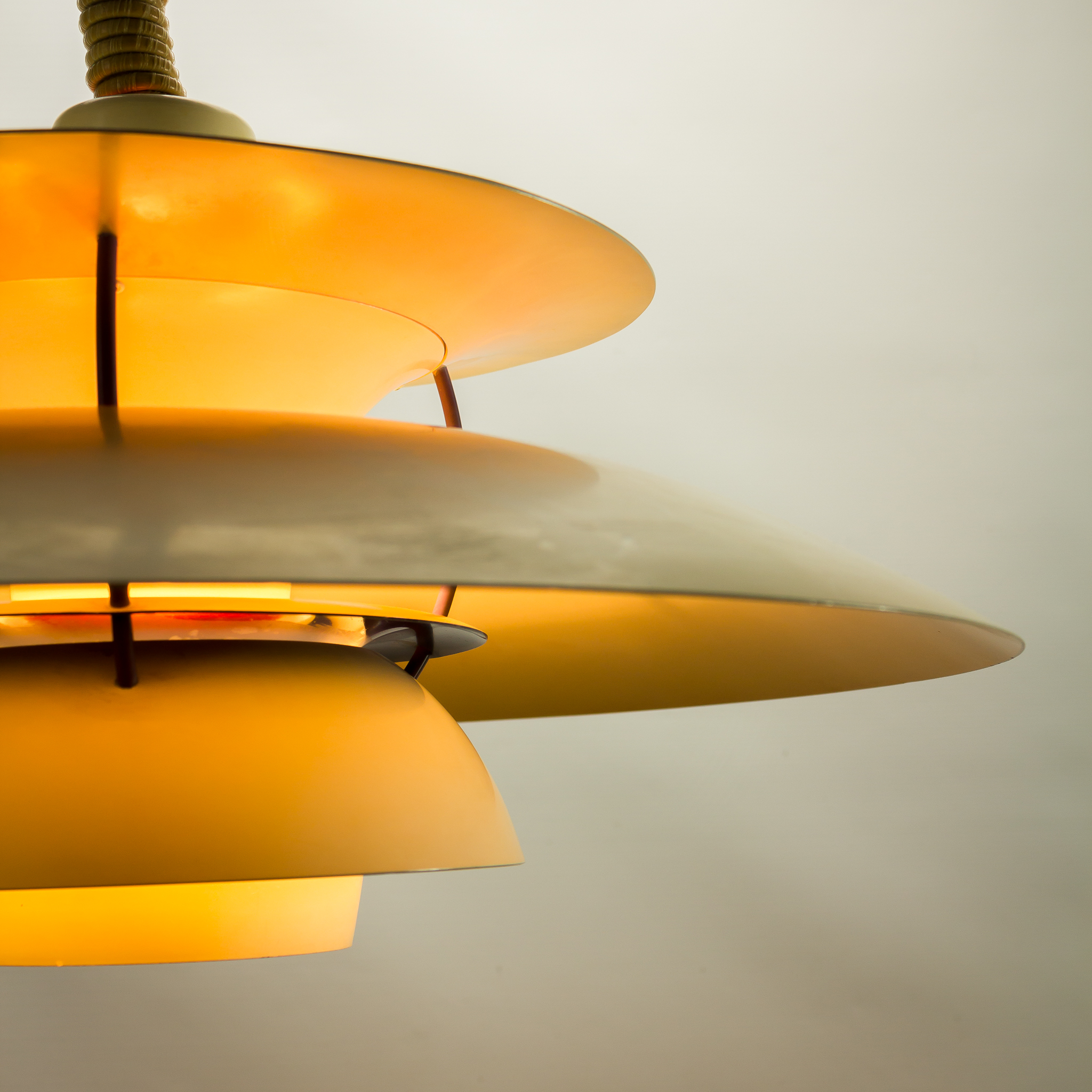 60's Poul Henningsen PH 5 lamp by Louis Poulsen   BarbMama