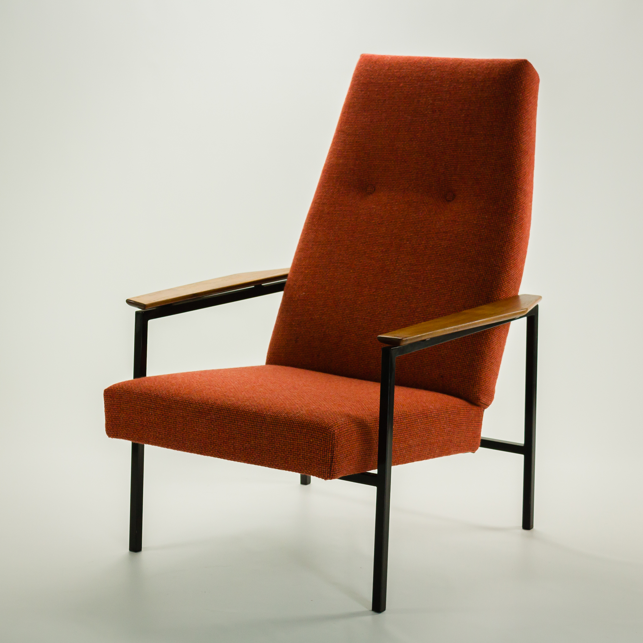 60 s martin visser fauteuil voor t spectrum barbmama. Black Bedroom Furniture Sets. Home Design Ideas