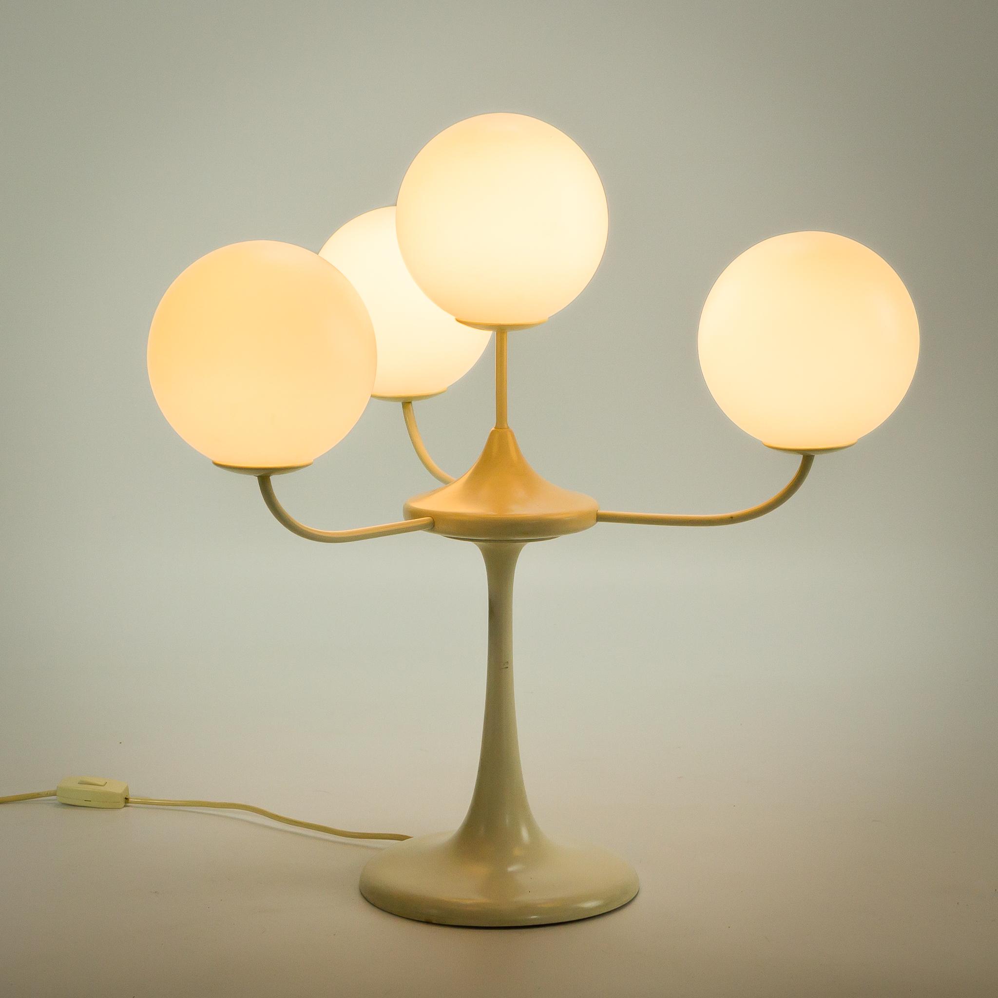 lamp glazen bollen