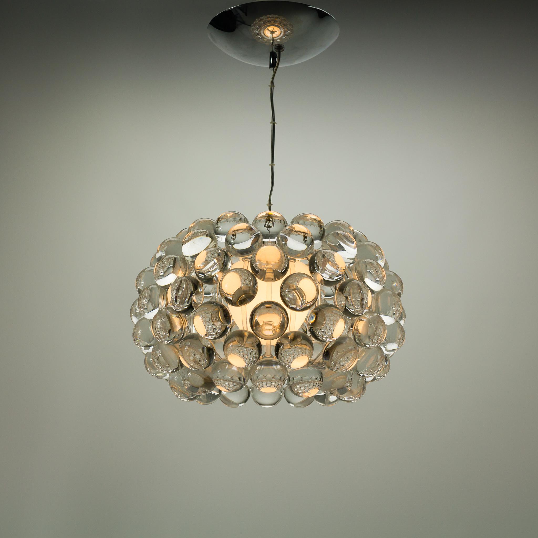 foscarini caboche sospensione piccola hanglamp 3x barbmama. Black Bedroom Furniture Sets. Home Design Ideas