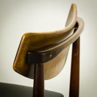 _MG_9511 98250300S 60-70's Topform Palissander eettafel stoel Design Vintage Retro Barbmama