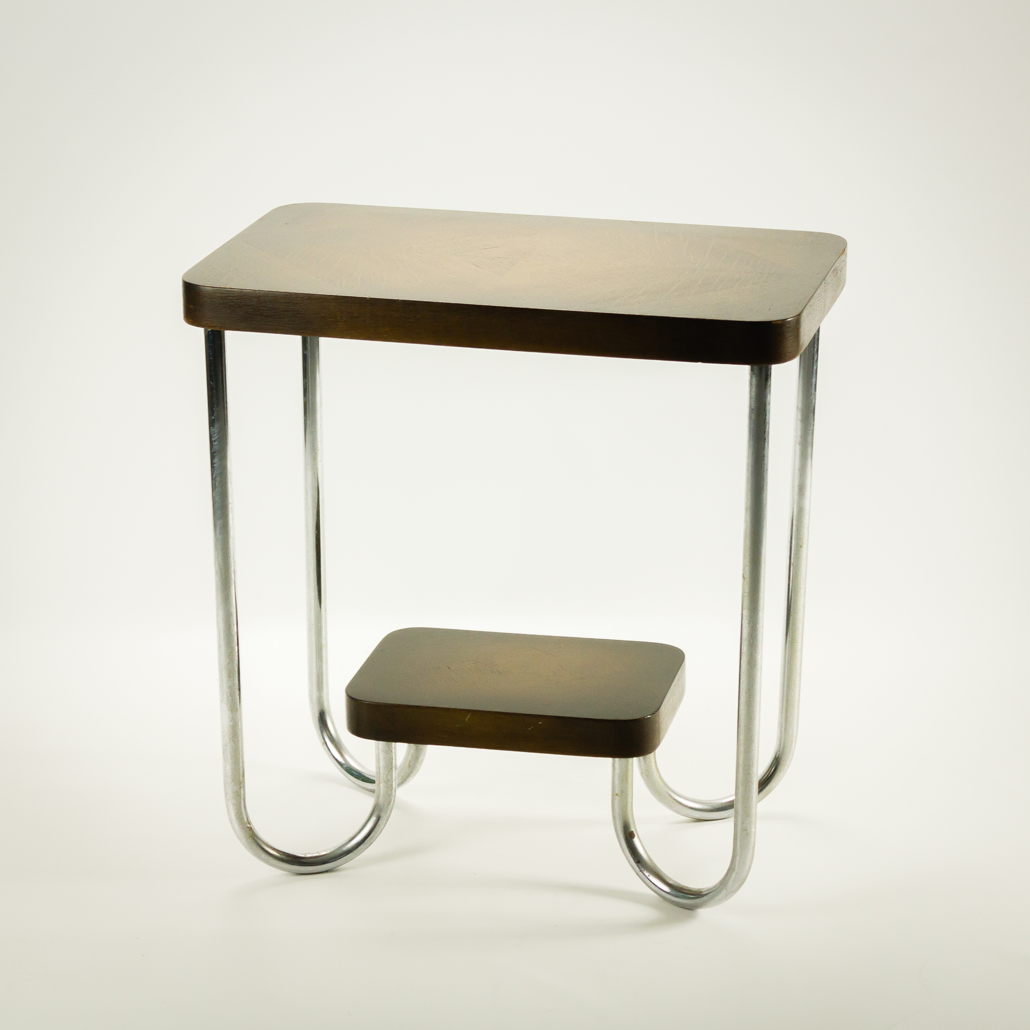 50 s gispen sidetable bijzettafel art deco barbmama - Deco table retro ...