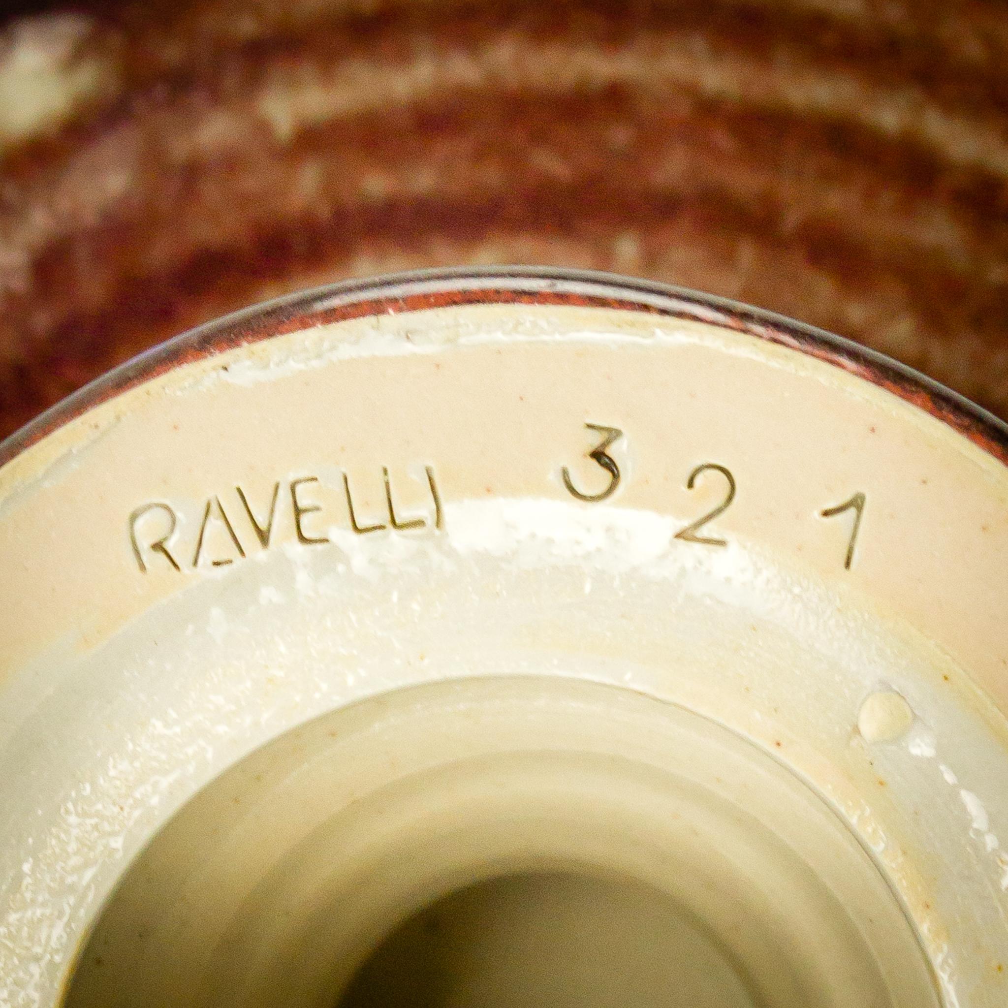 Verbazingwekkend Jan Jaap Ravelli 321 keramiek schaal handgevormd | BarbMama IJ-55