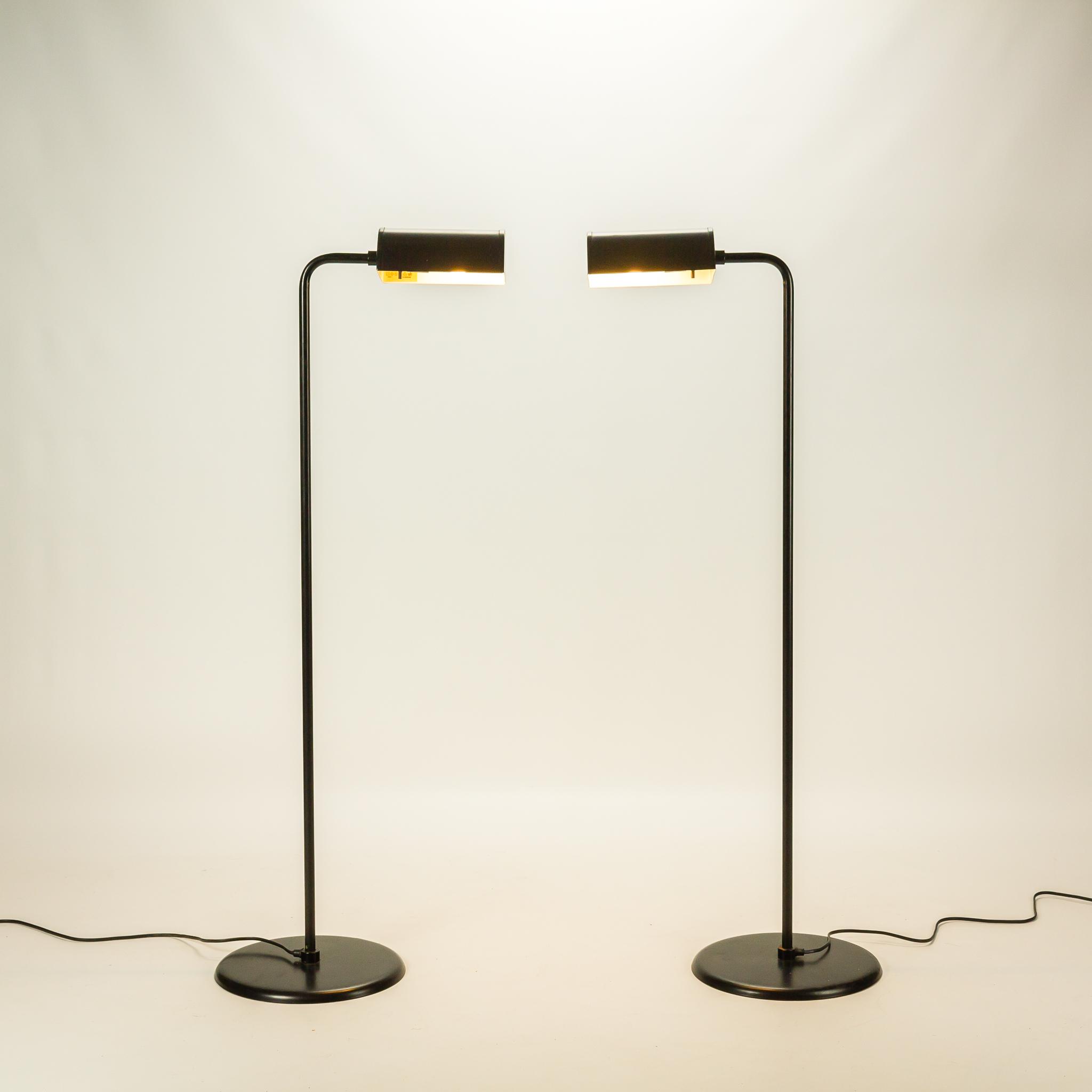 70 S Abo Randers Vloerlamp Deens Zwart Set 2 Barbmama