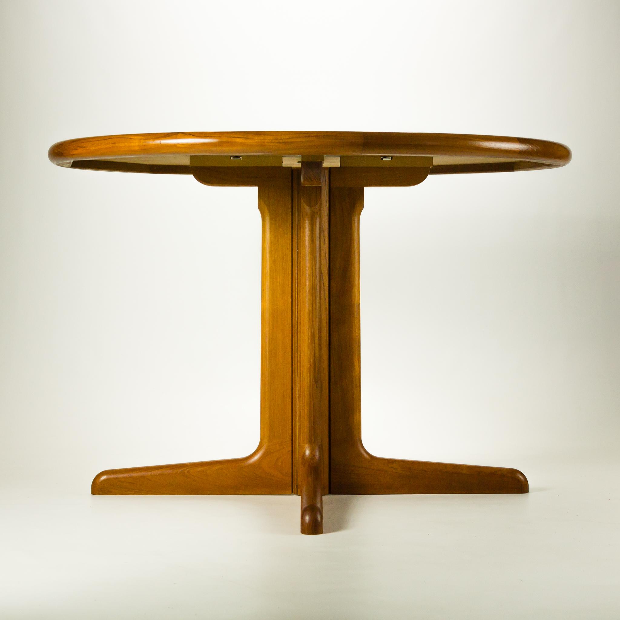 u2265 retro vintage stoel eettafel tafel Niels Otto Moller deens OTTO ...