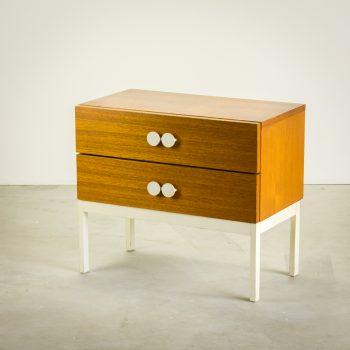 _MG_2616 06060220K 60's - 70's teak ladenkast set-2 Design Vintage Retro Barbmama