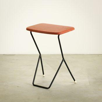 _MG_2647 06060600S 60's Mathieu Mategot stijl design kruk Artimeta? Design Vintage Retro Barbmama