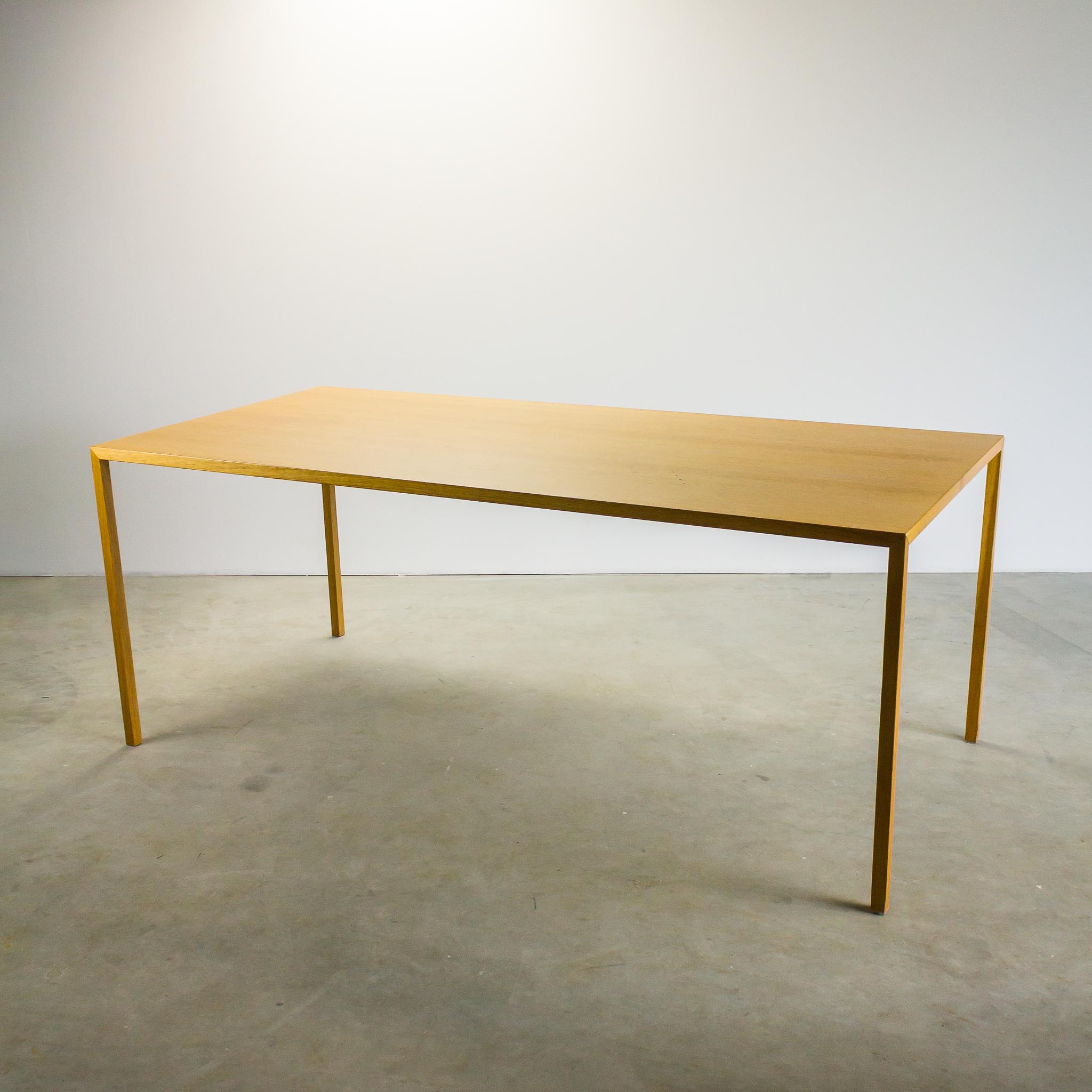 Arco Slim Design Eettafel Oak Fineer Door Bertjan Pot