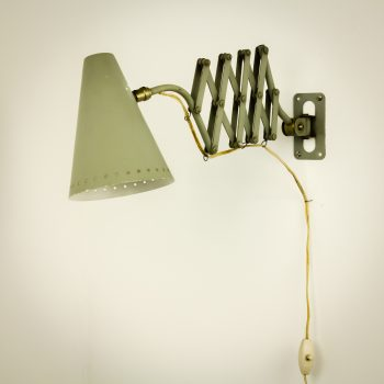_MG_3477 19060800L 50's Hala schaarlamp by Busquet zeer zeldzaam Design Vintage Retro Barbmama