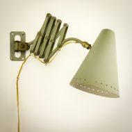 _MG_3481 19060800L 50's Hala schaarlamp by Busquet zeer zeldzaam Design Vintage Retro Barbmama
