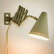 _MG_3482 19060800L 50's Hala schaarlamp by Busquet zeer zeldzaam Design Vintage Retro Barbmama