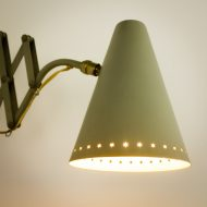 _MG_3484 19060800L 50's Hala schaarlamp by Busquet zeer zeldzaam Design Vintage Retro Barbmama