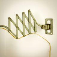 _MG_3486 19060800L 50's Hala schaarlamp by Busquet zeer zeldzaam Design Vintage Retro Barbmama
