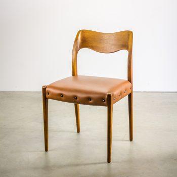 _MG_5592 18162040S 50's Niels O. Moller nr.71 stoel set-4 Design Vintage Retro Barbmama