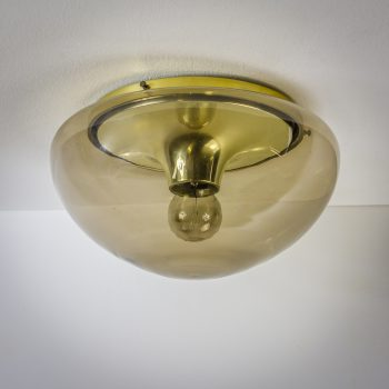 _MG_5855-bewerkt 88162100L 60's Raak plafonniere - wandlamp rookglas Design Vintage Retro Barbmama