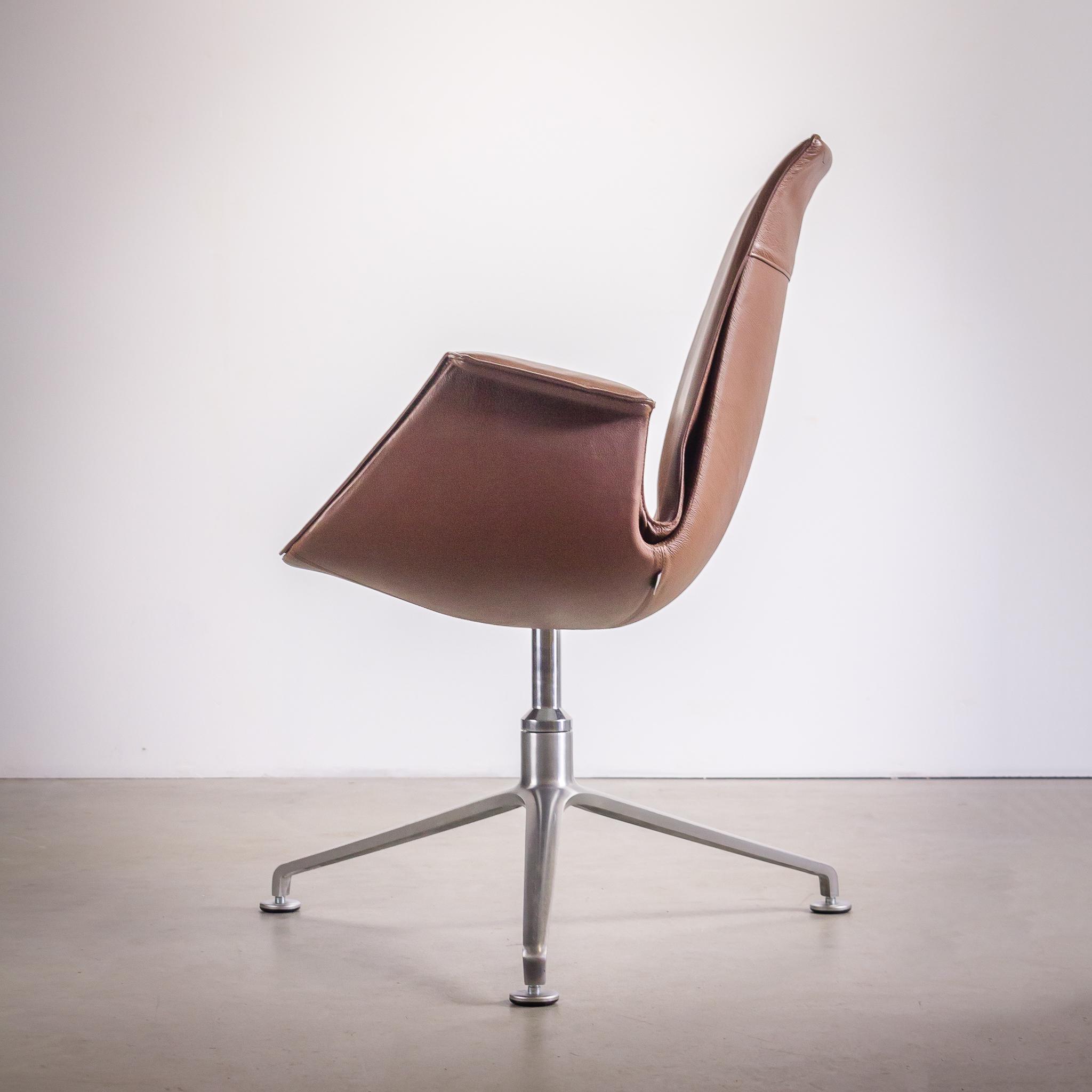 50 S Walter Knoll 6727 Tulip Lounge Chair Barbmama