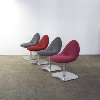 artifort-conco-chair-seating-group-michel van der kley-vintage-design-barbmama