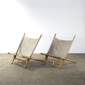 ole gjerløv knudsen easy chair, lounge set, design,