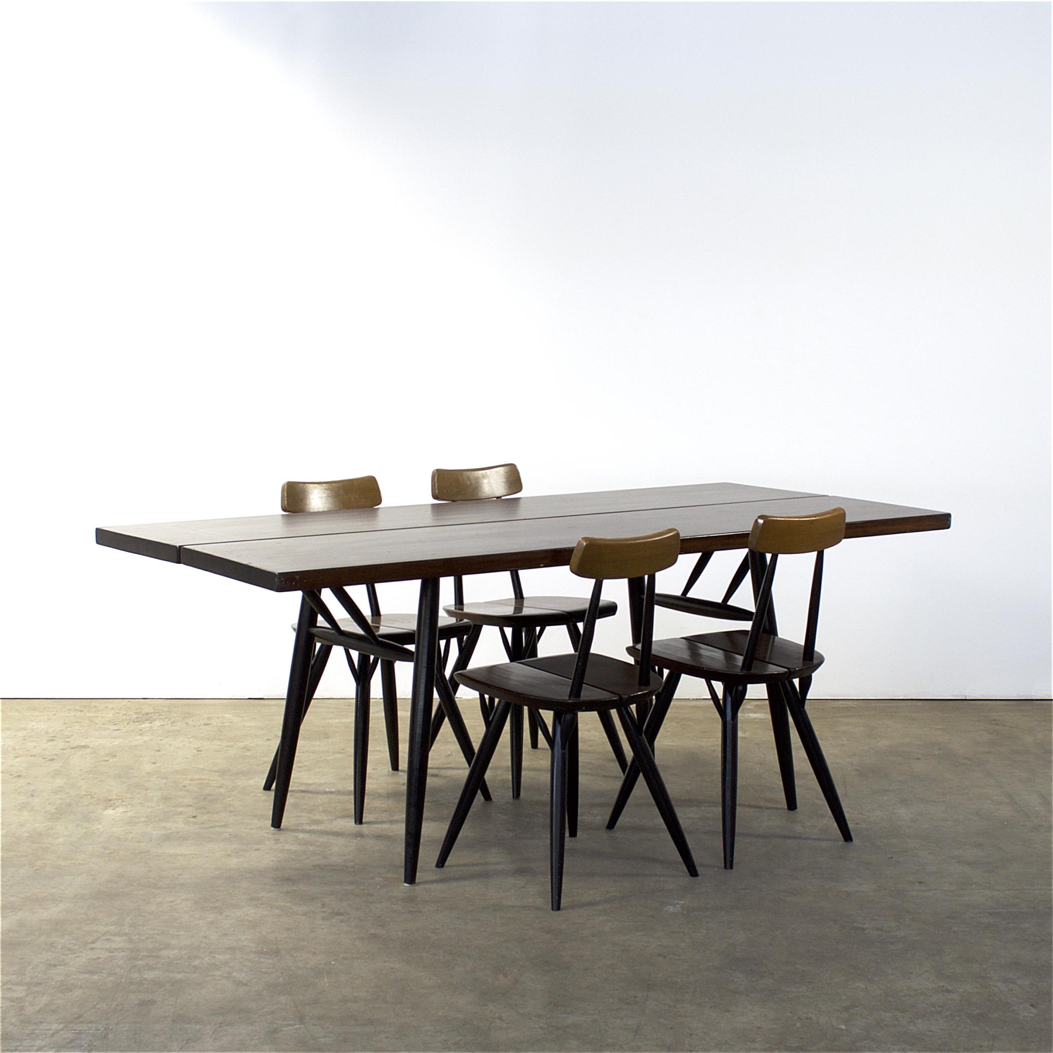 Stunning tapiovaara diningset pirkka group eettafelset for Ikea fusion tafel