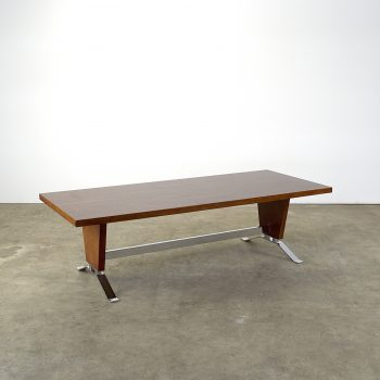 rosewood palissander coffee table salontafel