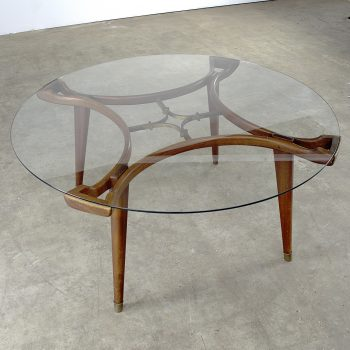 giordano chiesa gio ponti coffee table, salontafel