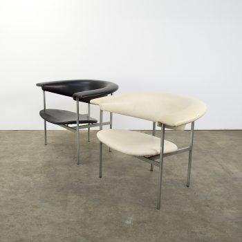 gaasbeek en van tiel fauteuil gamma en alfa stoel
