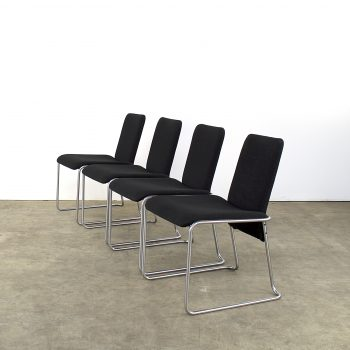 50s Niko Kralj Slovenian Rex Plywood Foldable Chair for Stol set/6 ...