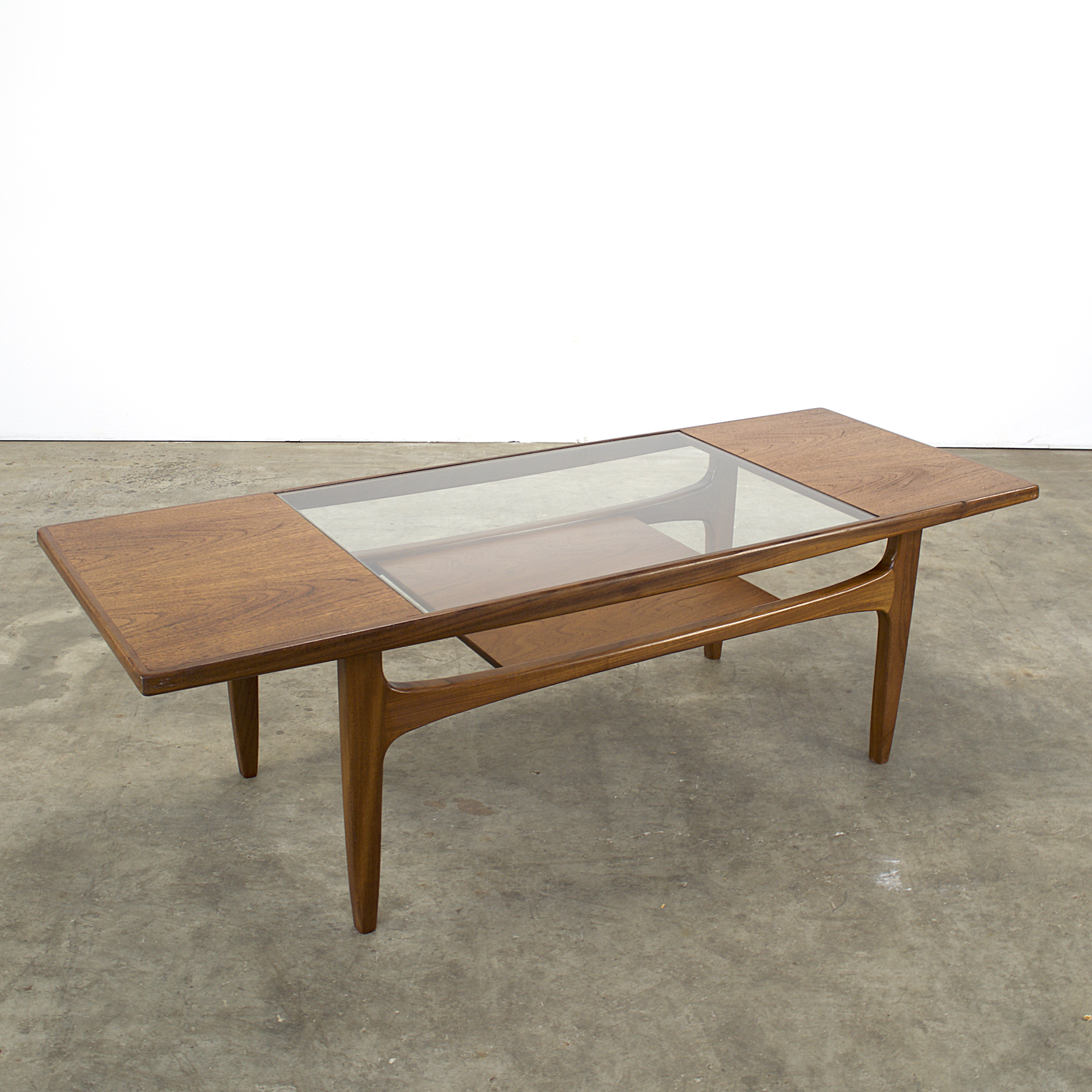 60 s coffee table teak and glass by g plan barbmama for 60s coffee table