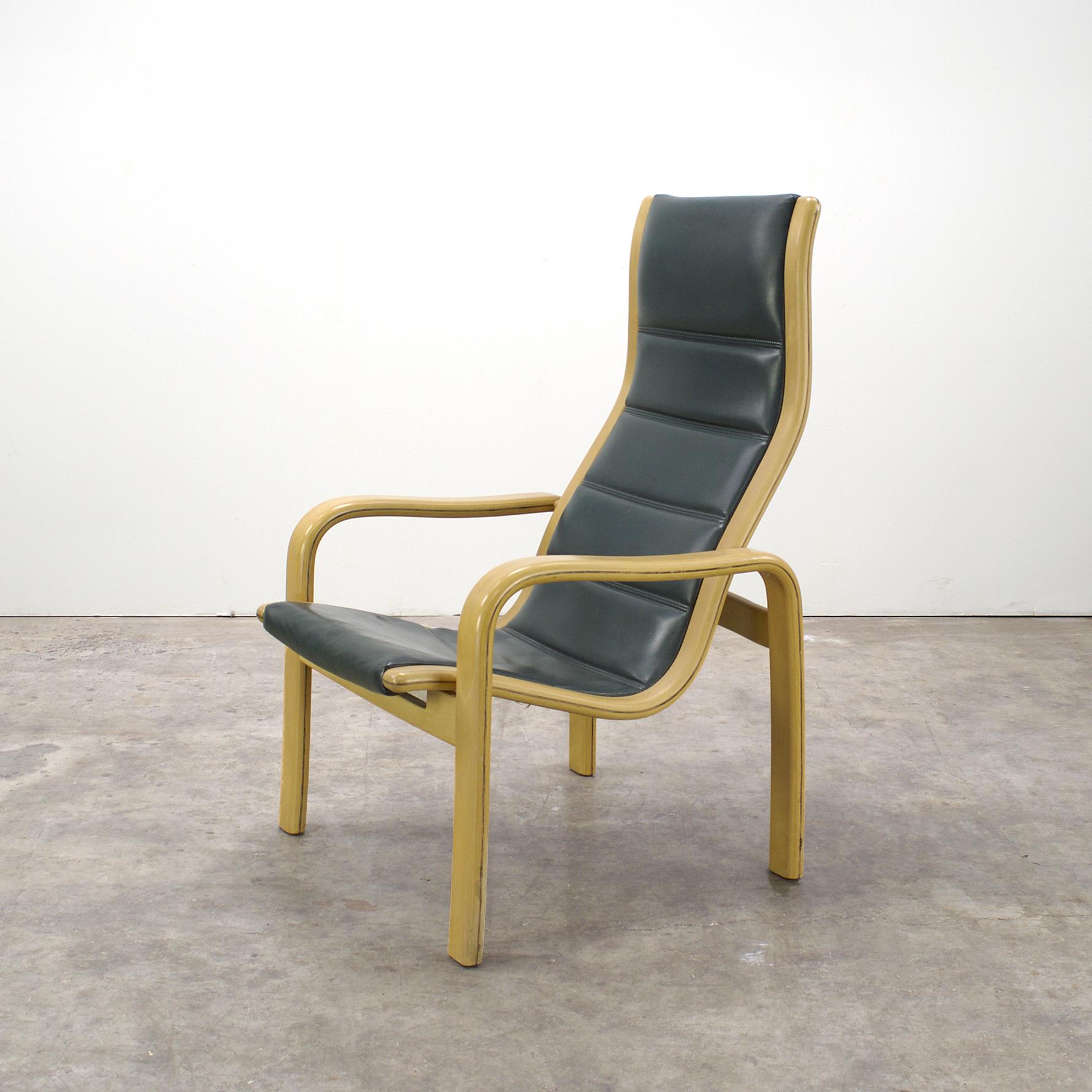 50 u2019s Yngve Eskström u2018Lamello u2019 fauteuils set 2 for Swedese Mobler AB BarbMama