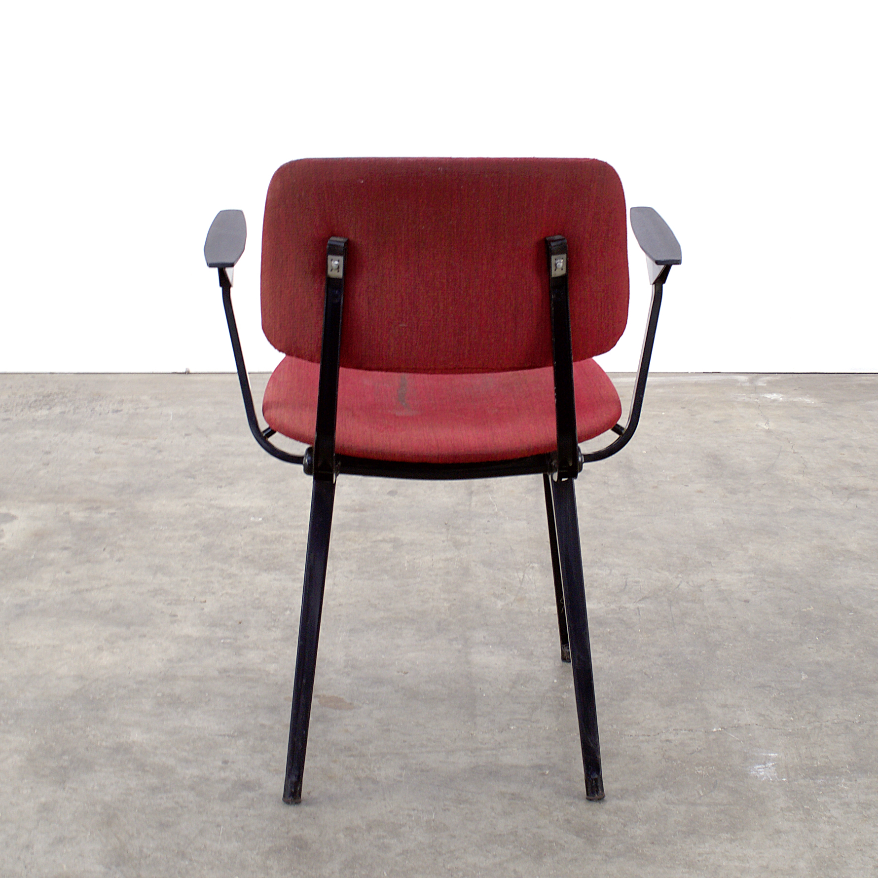 0716116ZST Friso Kramer Revolt Office Chair Stoel Vintage Design