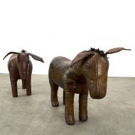 1102116ZK-aber crombie fitch-foot stool-kruk-voetenbank-ezel-donkey-vintage-design-barbmama-010