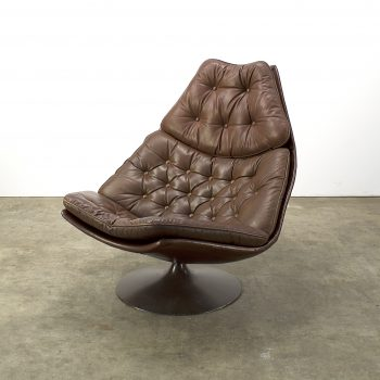 1202116ZF-Artifort-F588-leather-leer-fauteuil-stoel-vintage-design-barbmama-002