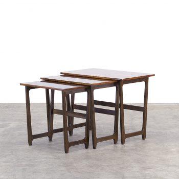 0607126TM rosewood-nesting table-bijzet tafel-miniset-barbmama -002