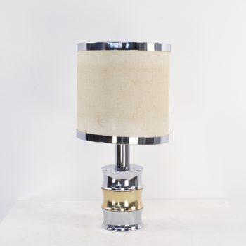 0804017VT-tafellamp-table lamp-desk lamp-chrome-fabric-vintage-retro-design-barbmama-002
