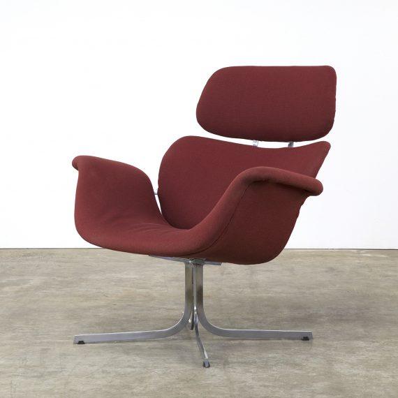 pierre paulin f545 big tulip fauteuil for artifort. Black Bedroom Furniture Sets. Home Design Ideas