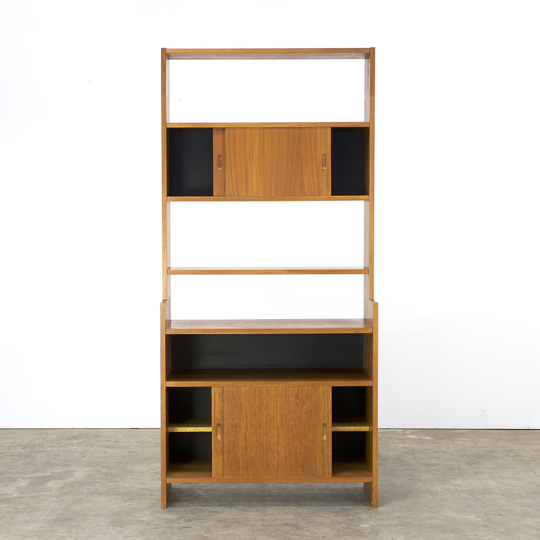 50s Poul Cadovius Wall Cabinet For KLM BarbMama