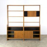 1225017KW-KLM-Poul Cadovius-cabinet-wall-kast-vintage-retro-design-barbmama-010