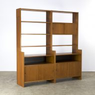 1225017KW-KLM-Poul Cadovius-cabinet-wall-kast-vintage-retro-design-barbmama-012