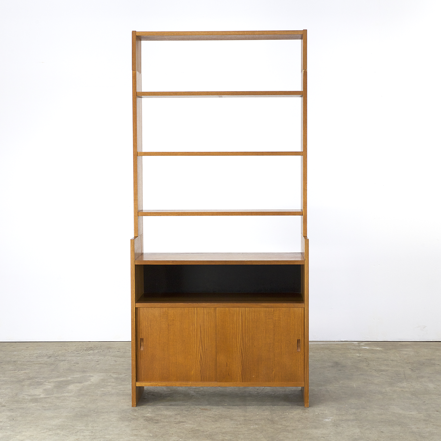 50s Poul Cadovius Wall Cabinet For Klm