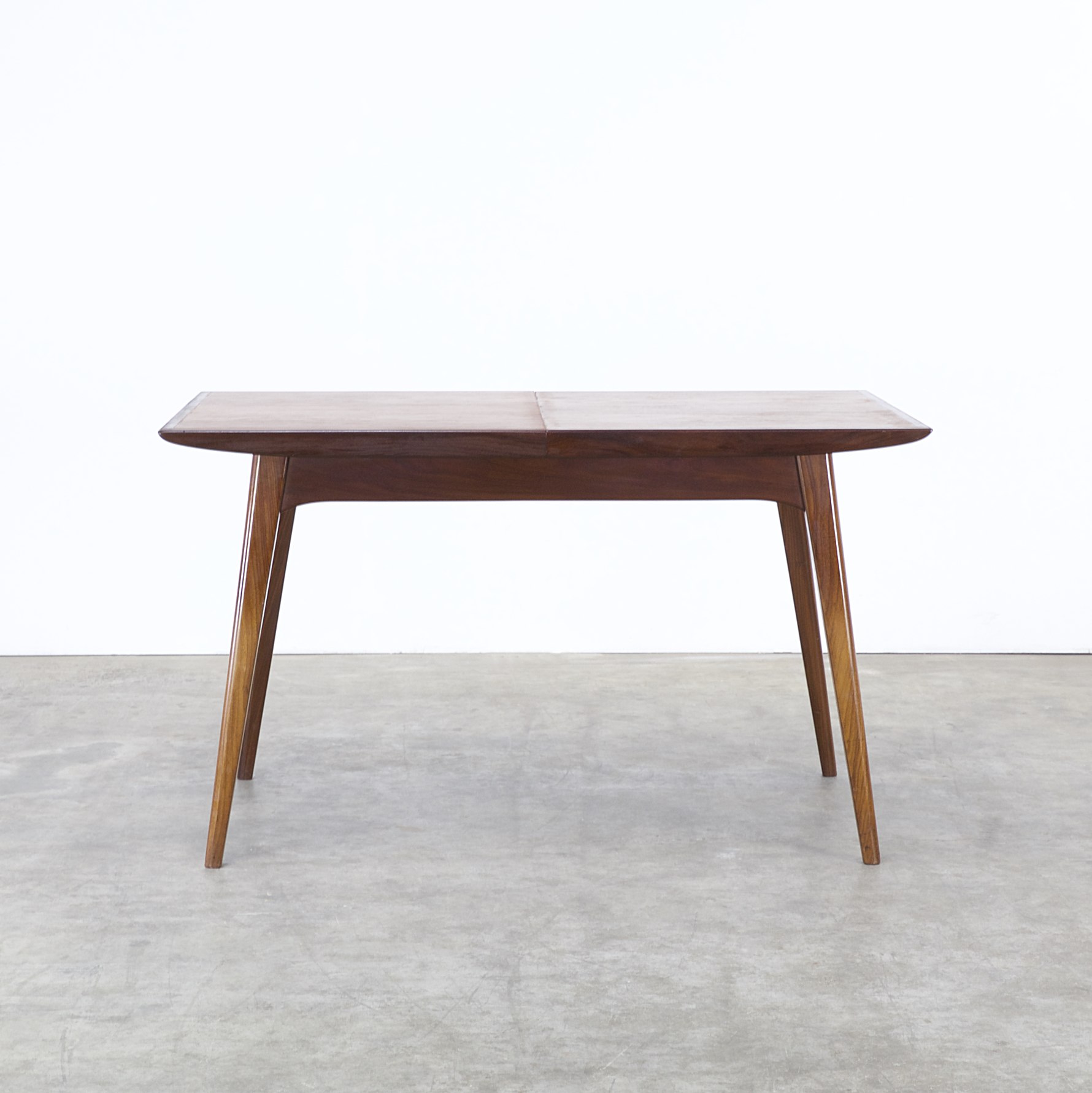 60s Louis Van Teeffelen Extandable Dining Table For W 233 B 233