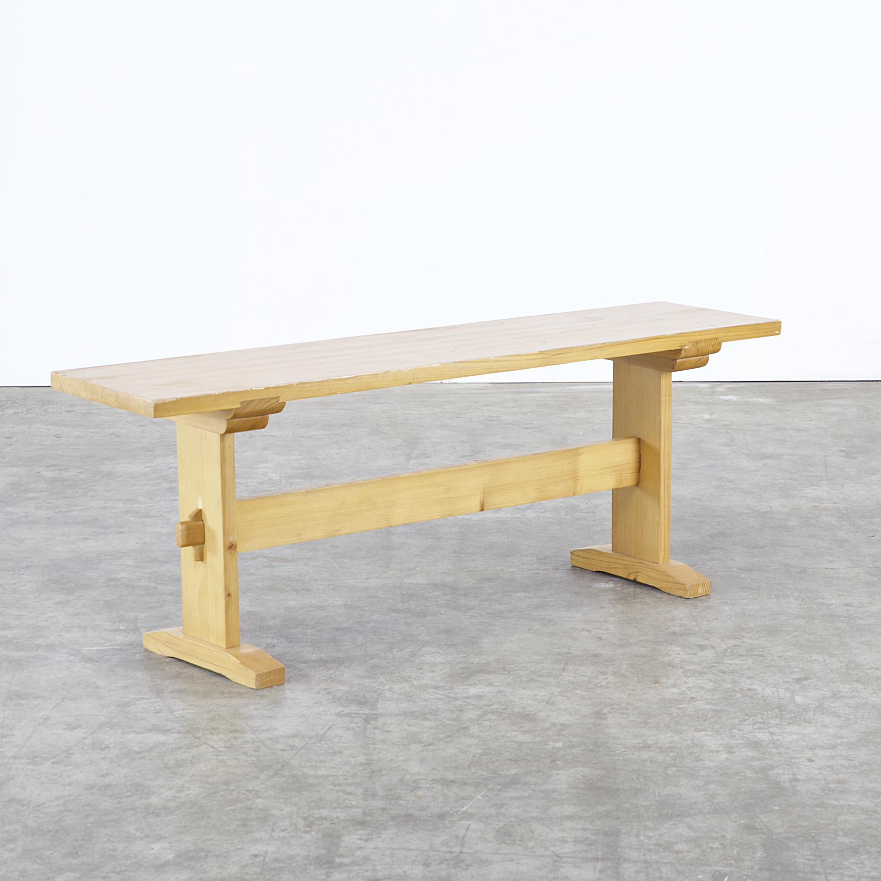 art industrial furniture asian bench exports retro collections
