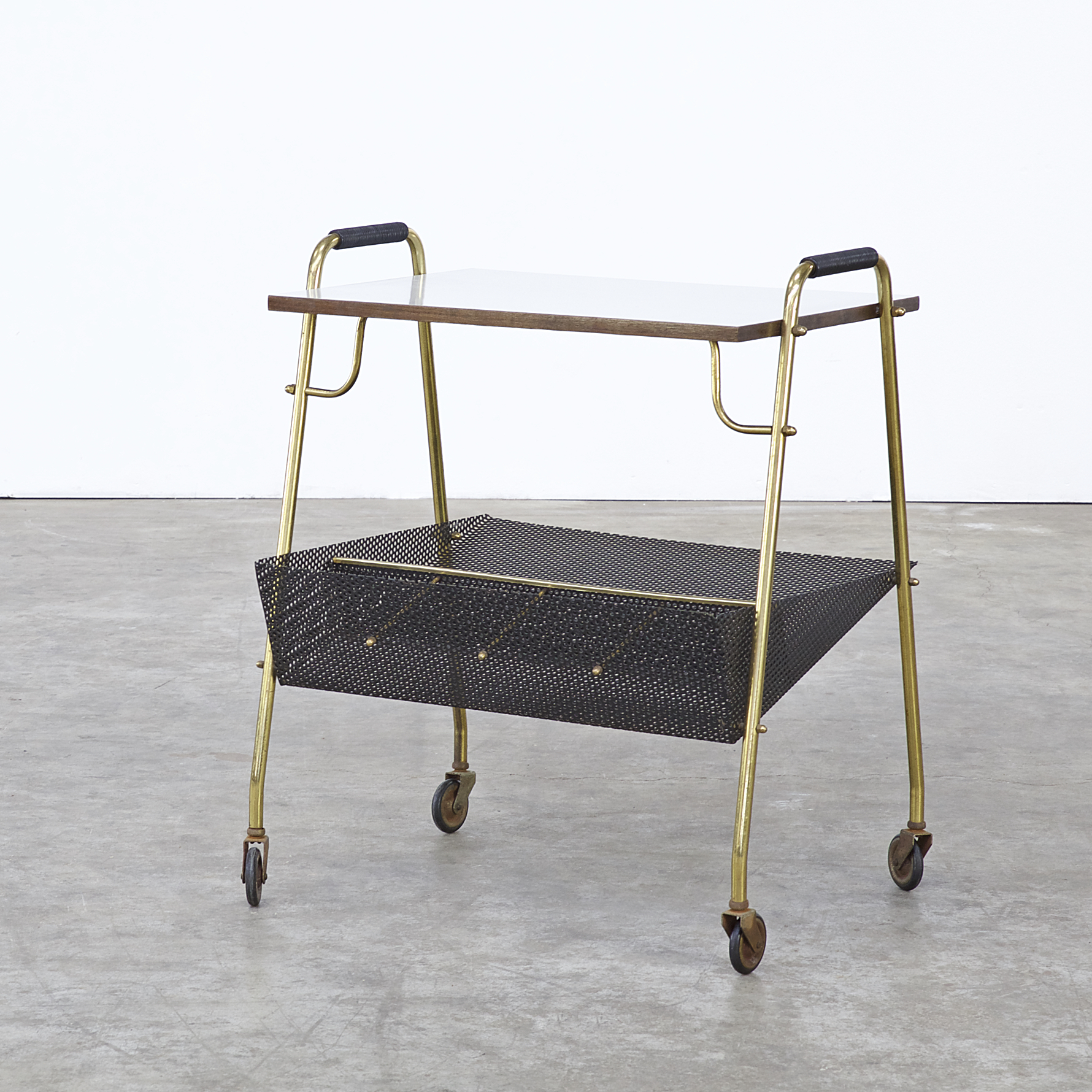 60s serving trolley model 3618 for ilse m bel barbmama for Design mobel versand
