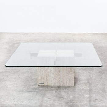 0112047TST-artedi-marble-travertine-coffee table-salontafel-glass-brass-vintage-retro-design-barbmama-1001