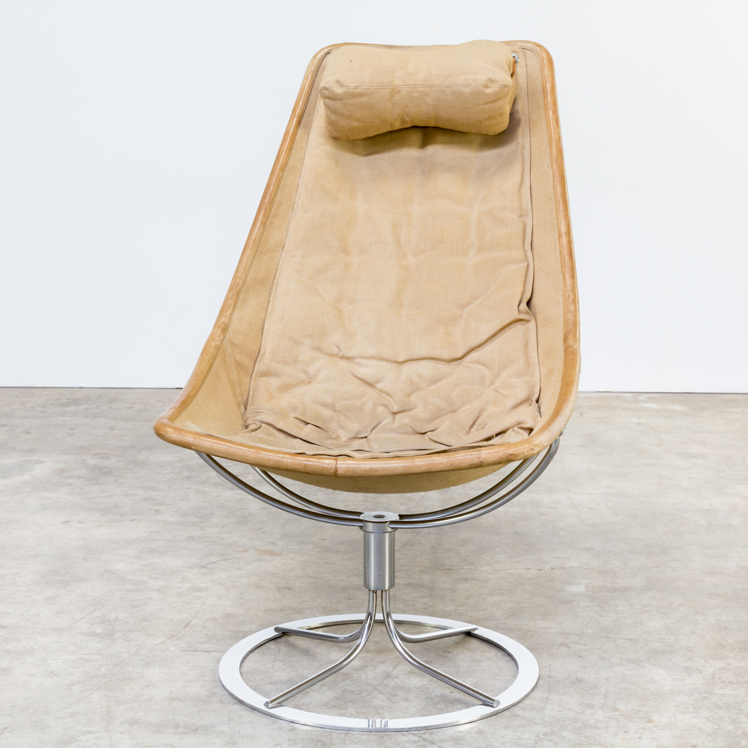 60s bruno mathsson jetson chair canvas for dux barbmama for Designer chairs from the 60s