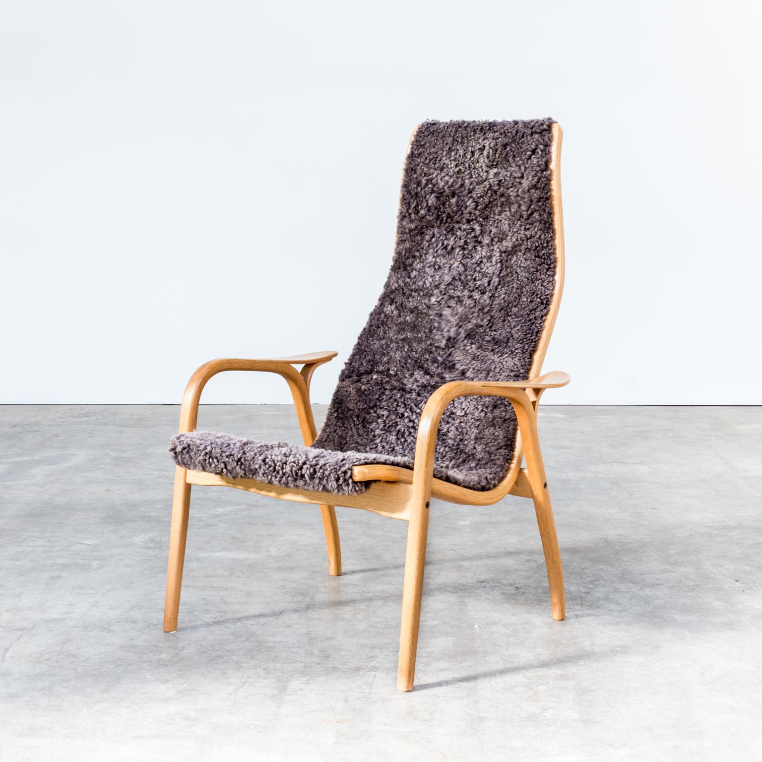 50 u2019s Yngve Ekström u2018Lamino u2019 fauteuil for Swedese Mobler AB BarbMama