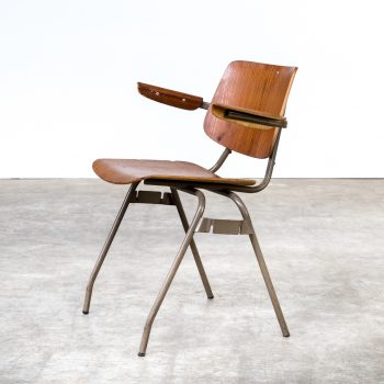 0424057ZST-60s-kho liang Ie-Car-office chair-stoel-plywood-retro-design-barbmama-5005