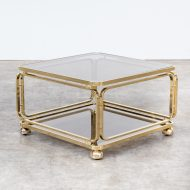 0421067TS-allegri-coffee table-side table-brass-glass-vintage-retro-design-barbmama-2002